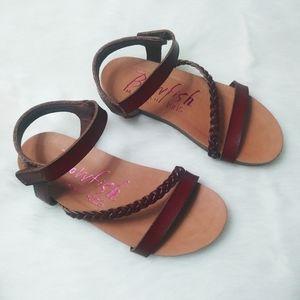 Blowfish Malibu sandals.